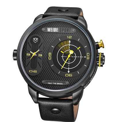 Men's Big Dial Watch