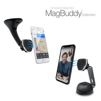 MagBuddy® Desk + Window Mount