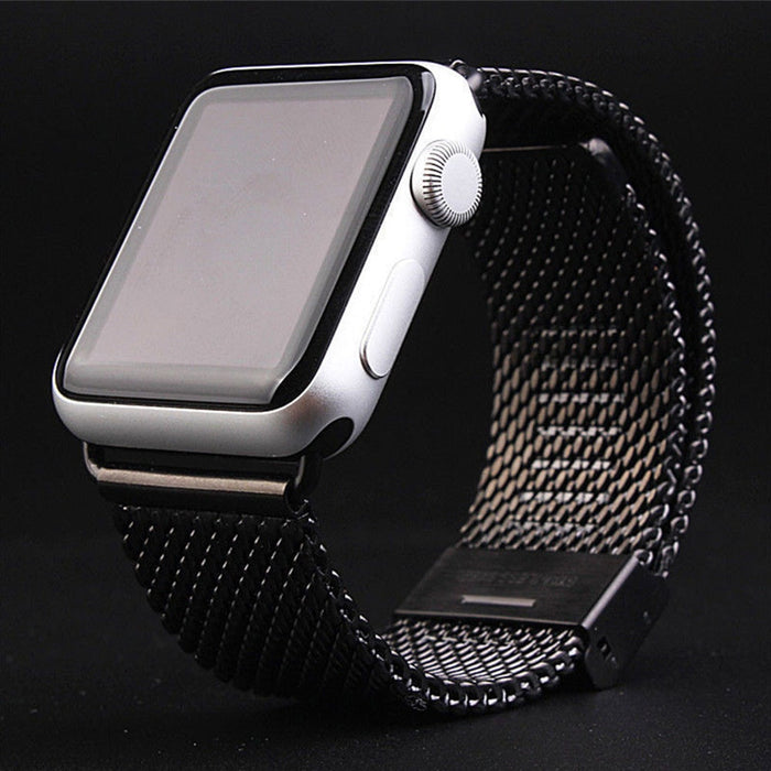 Apple Watch Band, Milanese With Loop Clasp