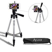 "50"" inch Smartphone Tripod + Carrying Bag"