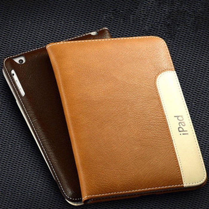 Magnetic Flip Wallet Smart Stand Case
