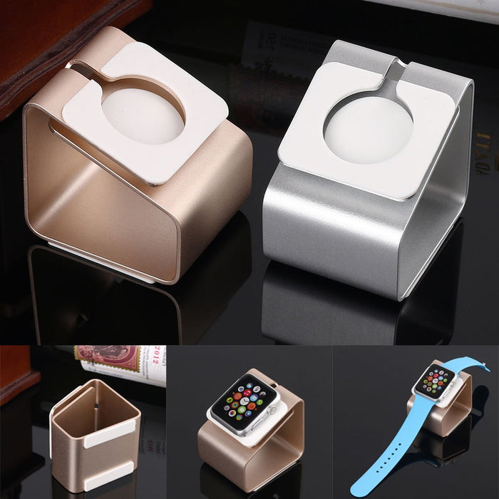 Charging Station Charger Stand Holder Docking For Apple Watch iWatch 38mm 42mm