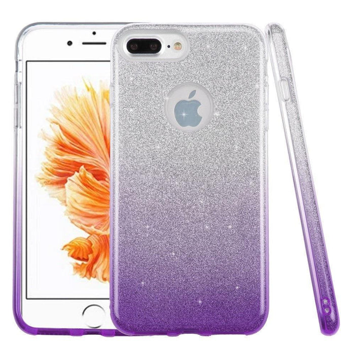 Blingly Glitter Protection iPhone 8 & 8 PLUS Case