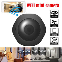 Mini Spy Camera HD 1080P Video Recorder | Hidden Home Security Night Vision Cam