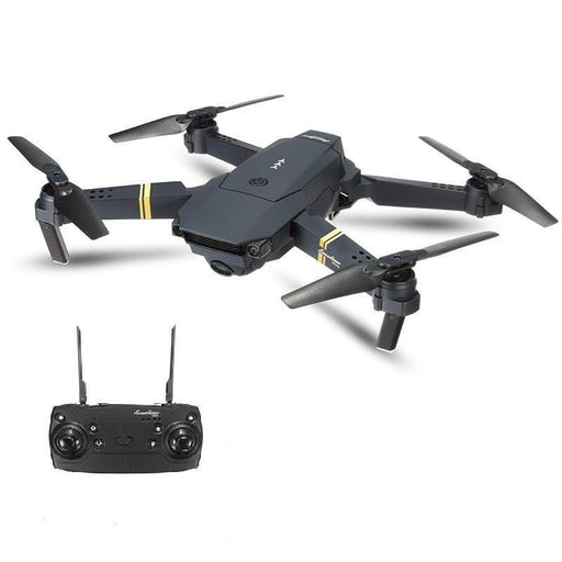 E58 2MP 720P Camera Foldable Drone 2.4G 6-Axis RC Quadcopter
