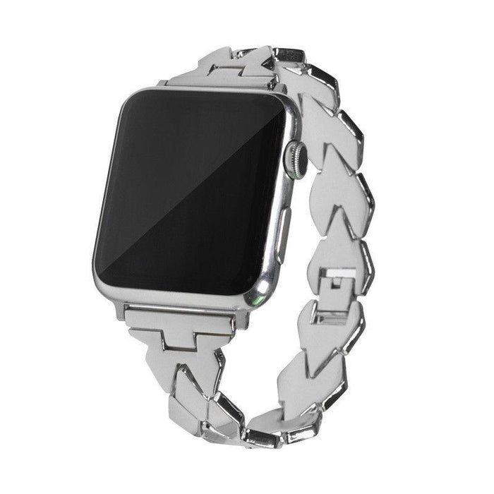 Dynamic - Stainless Steel Apple Watch Band