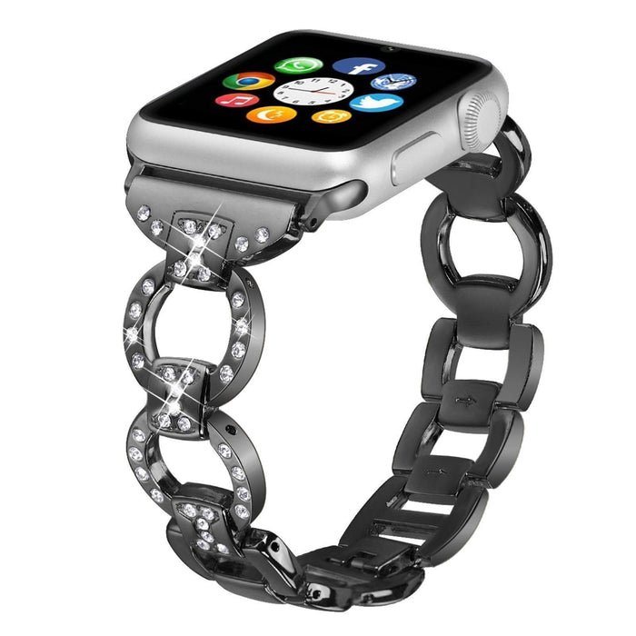 Apple Watch | Lux Infinity Stainless Steel Bracelet Band
