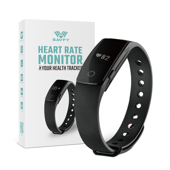 Bluetooth Heart Rate Monitor Bracelet/Pedometer Fitness Smart Watch