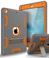 Triple Layer Shockproof Military Heavy Duty Case - iPad 9.7 2017
