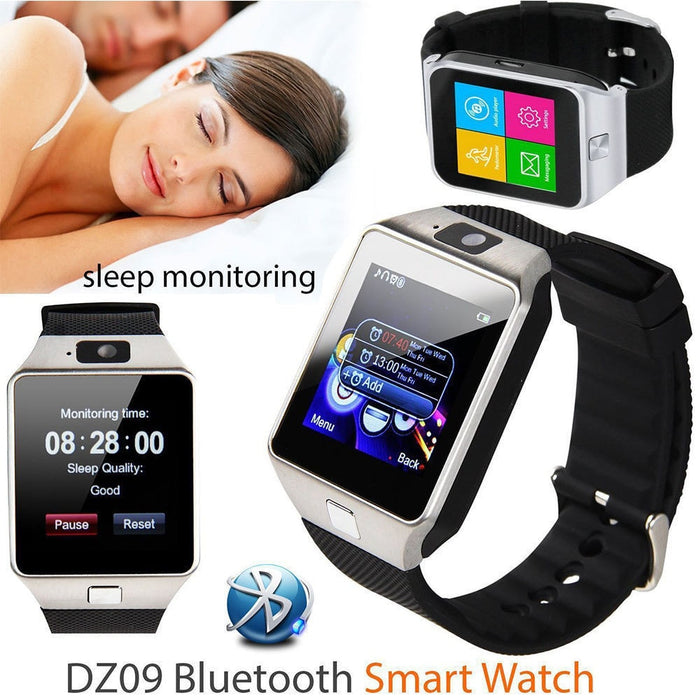 Dz09 Bluetooth Smart Watch Phone Android Amp Iphones
