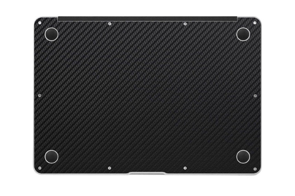 Carbon Fiber Skin Full Body Film Protector for Apple Macbook Air 13.3 inch