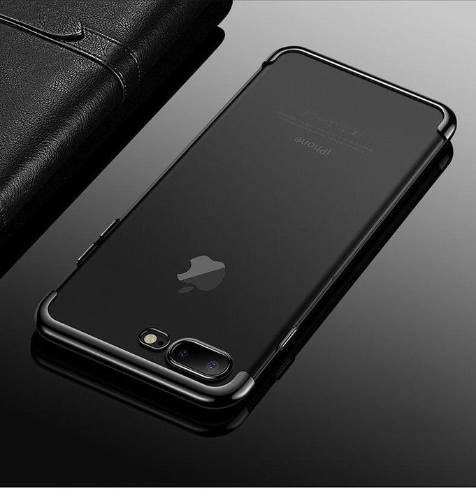 Luxury Ultra Thin Soft Slim Back Case -iPhone 6S Plus