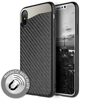 Carbon Metallic Luxury Fusion Case | iPhone XR