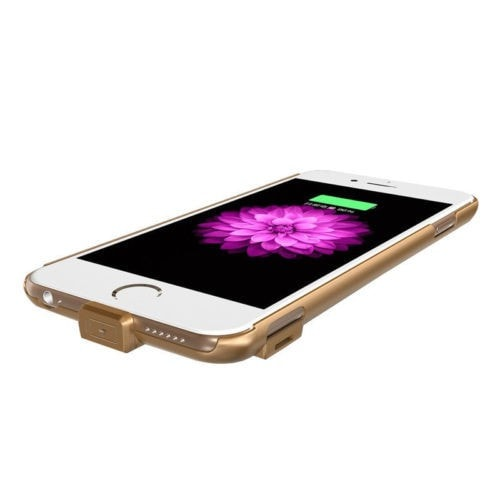 Ultra Thin Power Bank Battery Case  iPhone 6 & 7