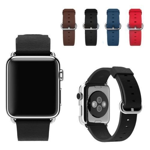 Luxury Genuine Leather Watch Band - Apple Watch