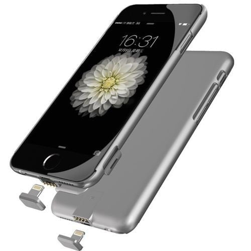 check out 4c1ca adcaf Ultra Thin Power Bank Battery Case iPhone 6 & 7
