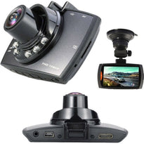 "2.7"" 1080p Full HD DVR Car Dash Cam LCD Crash Camera G-Sensor Night Vision HDMI"