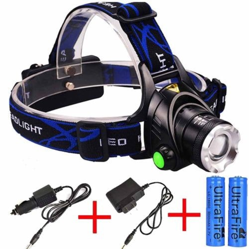 Cree Led Headlamp 2000 Lumen Adjustable Light Car And Home