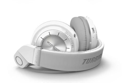 Bluedio Turbine Hurricane T2 Wireless Bluetooth 4.1 Stereo Headphones Headset