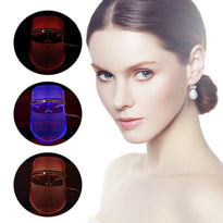 Photon Light Face Rejuvenation Skin Therapy Wrinkle Care Mask