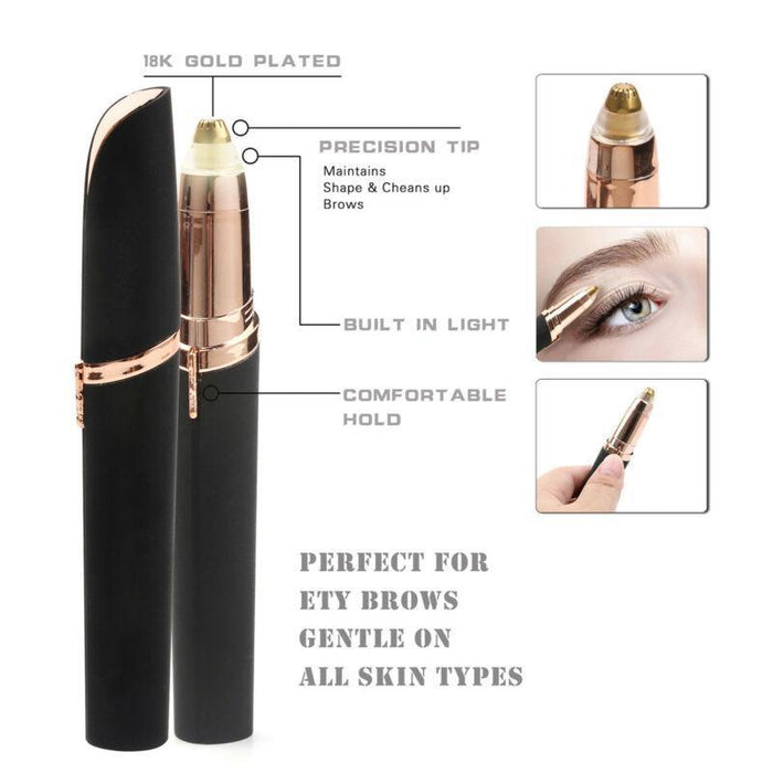 Flawless Mini Electric Eyebrow Trimmer