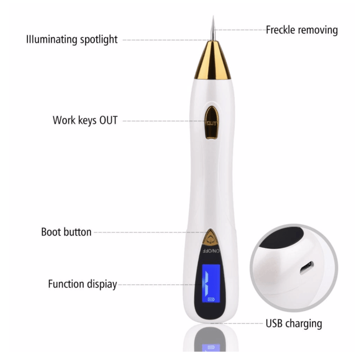 Tattoo Freckle Mole Removal Laser Pen