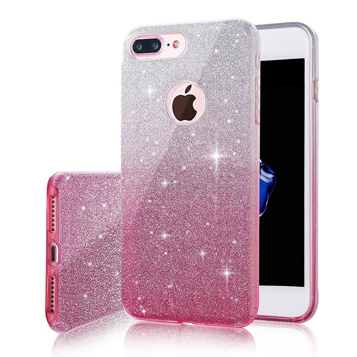 Blingly Glitter Protection iPhone 7/8 & 7/8 PLUS Case