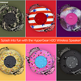 HyperGear H2O Water Resistant Wireless Speaker