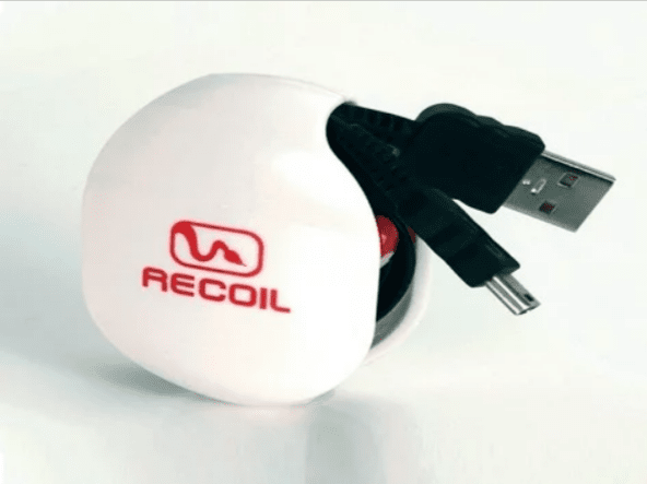 Recoil Winders - Cord Management System