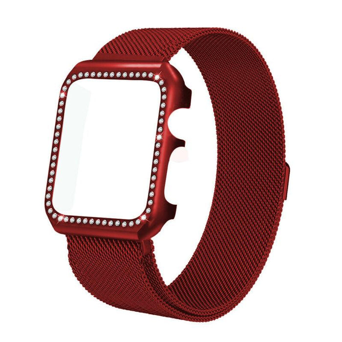 BlingMe - Band & Bling Case for Apple Watch 4/3/2
