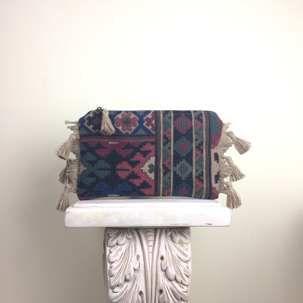 Boho Chic Upcycled Bag