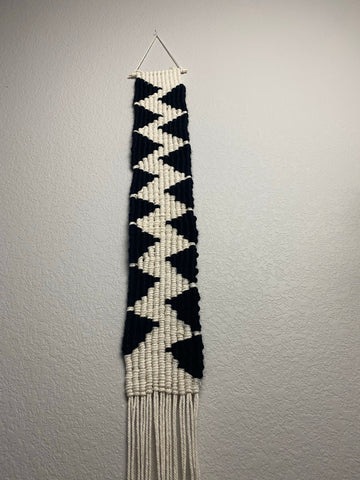 Chevron Wall Hanging