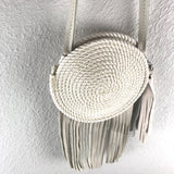 Mini Dream Catcher Hip Bag in Neutral