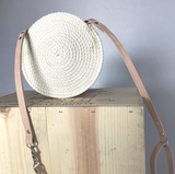 Mini Circle Rope Hip Bag