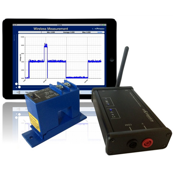 Analog Sensor Wireless Measurement iWMD22