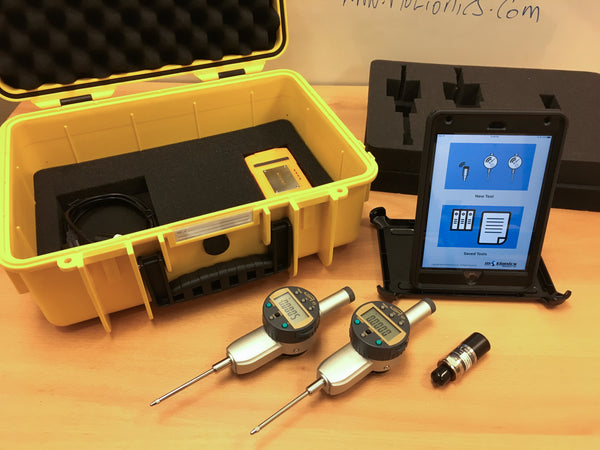 Wireless Pile Load Test Kit - Motionics