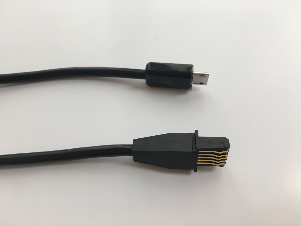 SPC to Micro USB Cable - Motionics