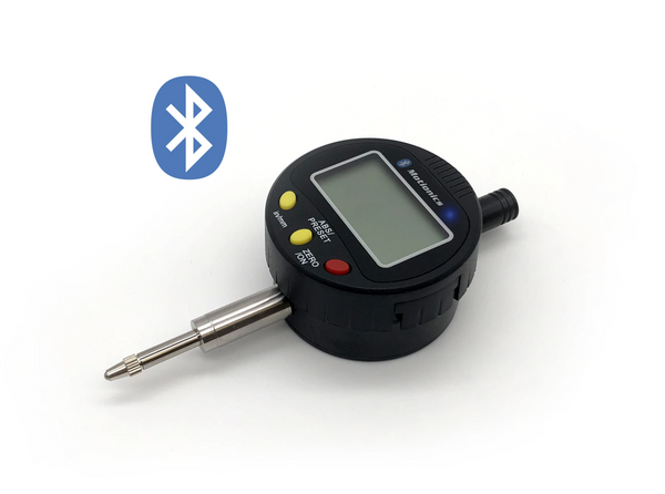 Bluetooth Dial Indicator BlueDial Flat - Extended Warranty