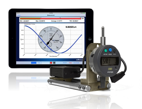 Wireless Bore Deviation Measurement Kit - Motionics