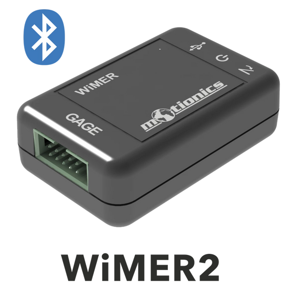 Wireless Measurement Read WiMER Series 2