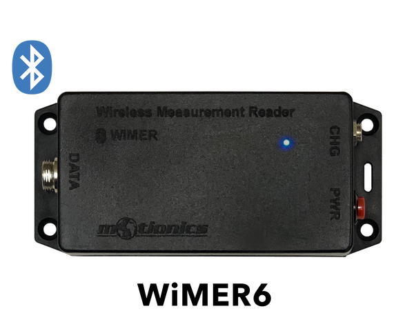 Wireless Measurement Read WiMER Series 6