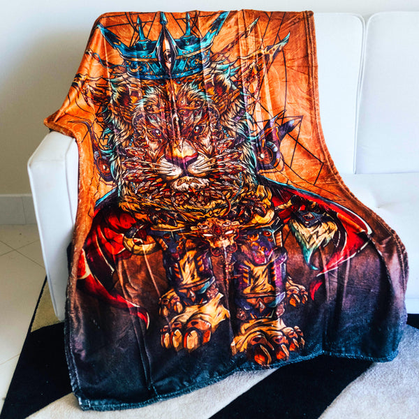 King of Dreams Blanket