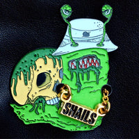 Snails Pin