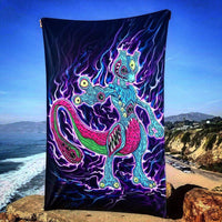 Monster Mewtwo Tapestry