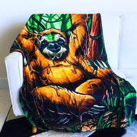 Melty Sloth Blanket