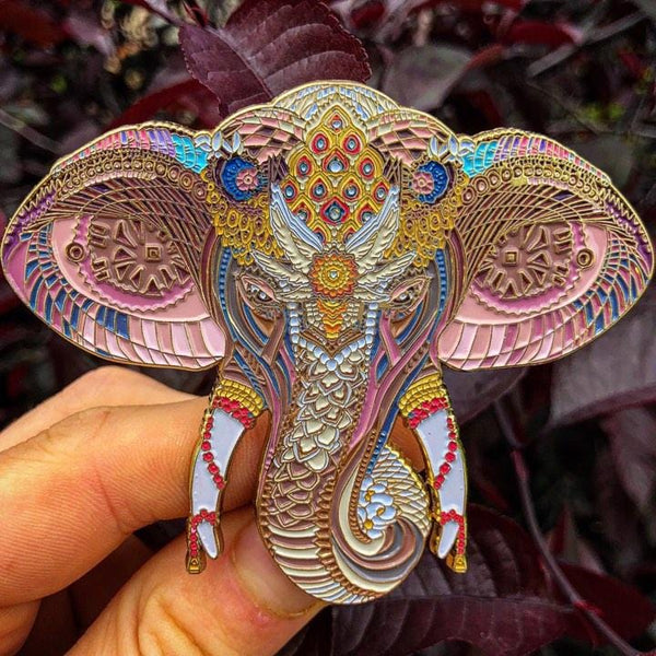 Royal Elephant Pin OG *NEW RELEASE*