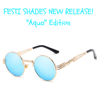 "Festi Shades ""Aqua Edition""  NEW RELEASE!"