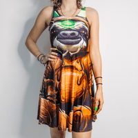 Melty Sloth Dress