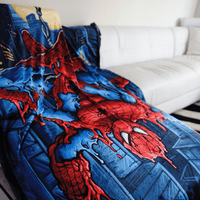 Melty Spidey BLANKET!