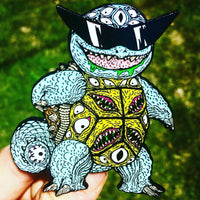 Monster Squirtle Pin